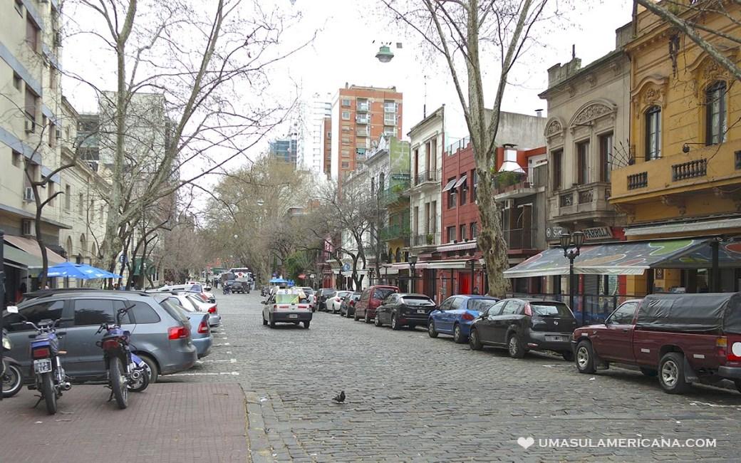 San Telmo - Onde ficar em Buenos Aires - Bairros e hotéis
