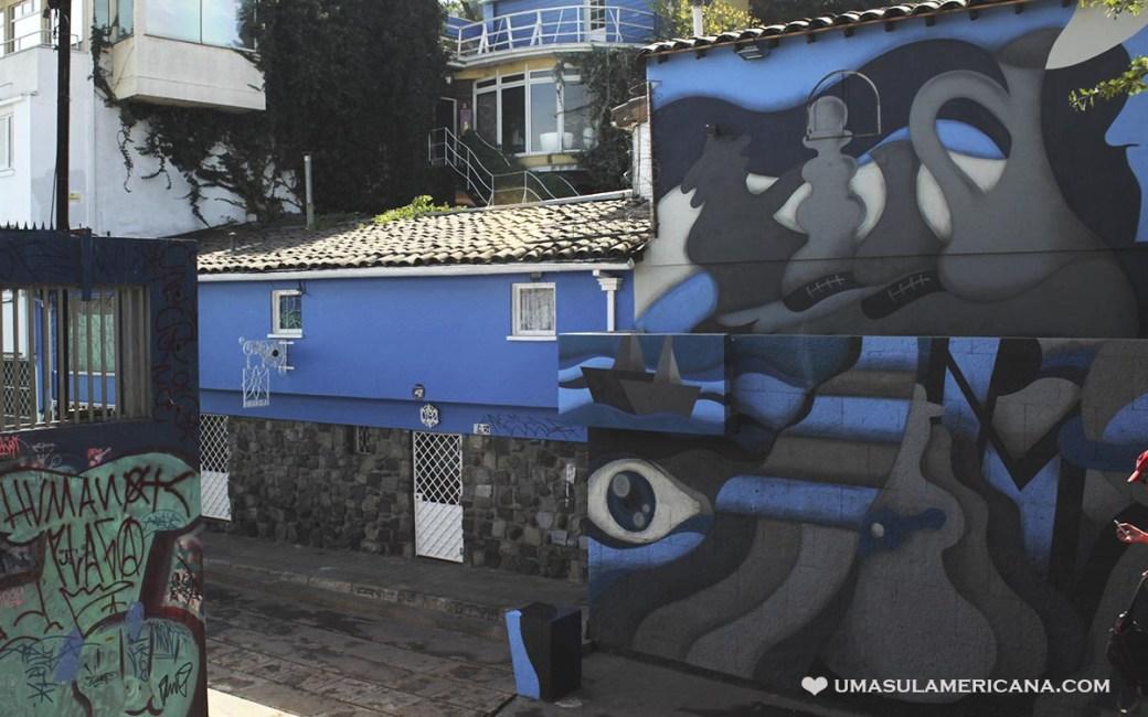 Free Tour Santiago - Casa de Pablo Neruda