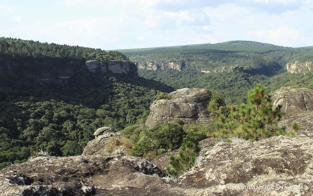 Turismo no Vale do Itararé - Tudo sobre Itararé, Sengés e região - Cânion Pirituba