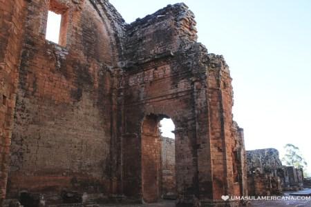 Missões Jesuítas do Paraguai - Trinidad