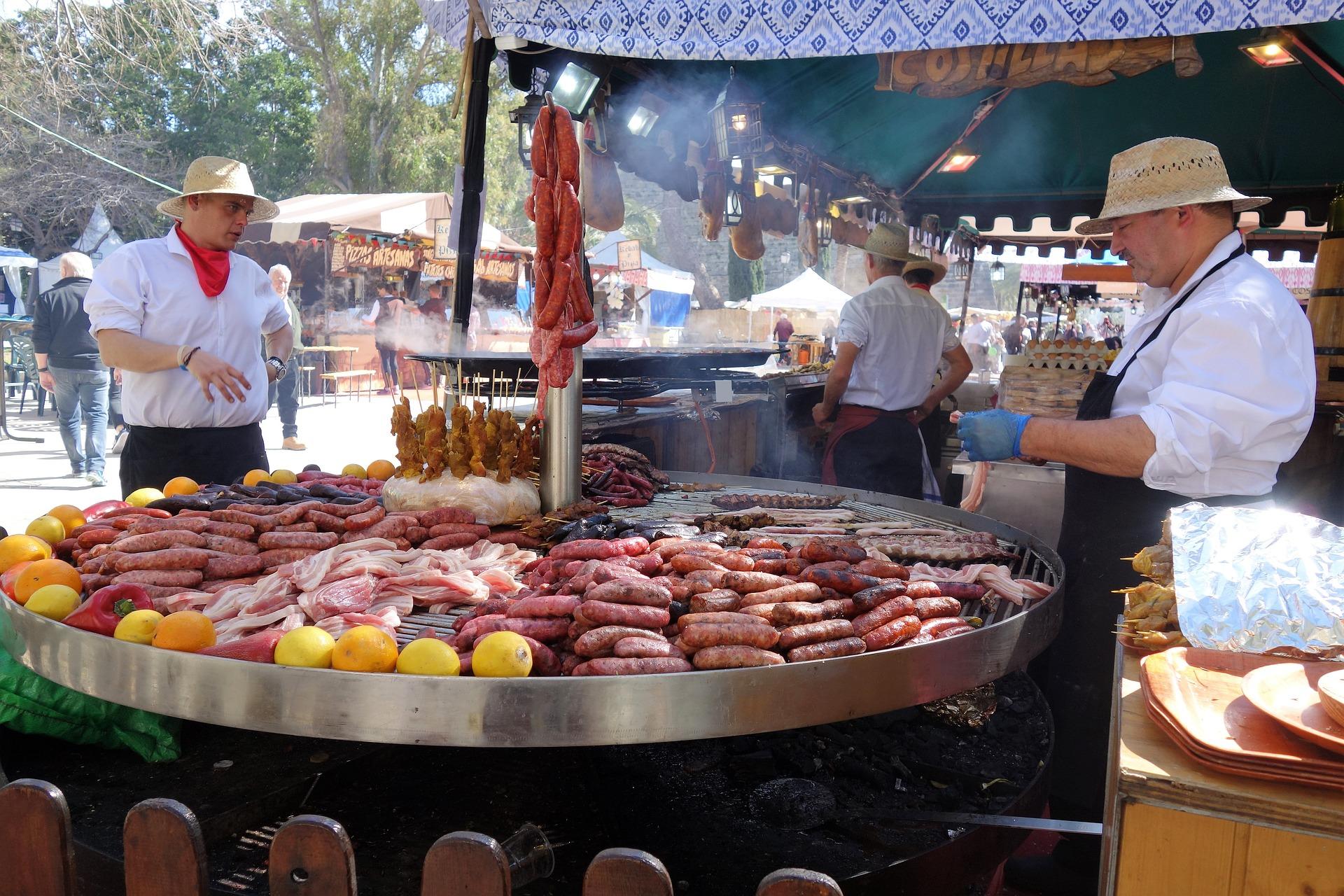 Parrillada - Comidas argentinas, o que comer na Argentina!