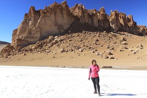 Como é o Salar de Tara, no Atacama