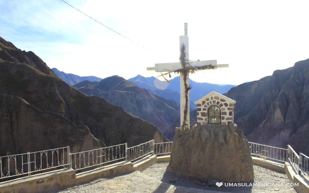 Mirador de la Cruz Iruya