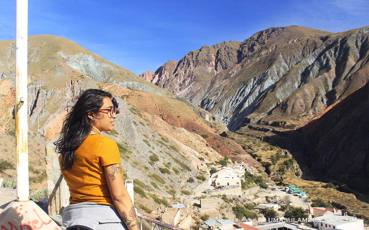 Montanhas Coloridas do Norte da Argentina - Iruya, viagem por Salta
