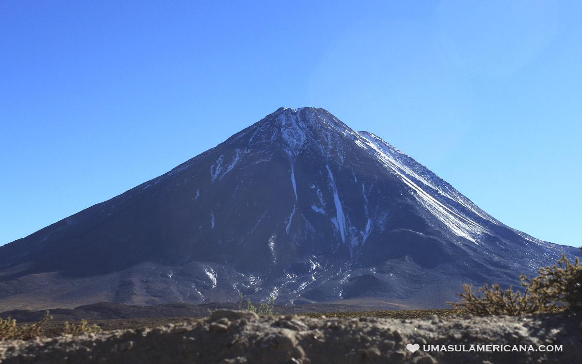 Vulcão Licancabur, San Pedro de Atacama, Chile