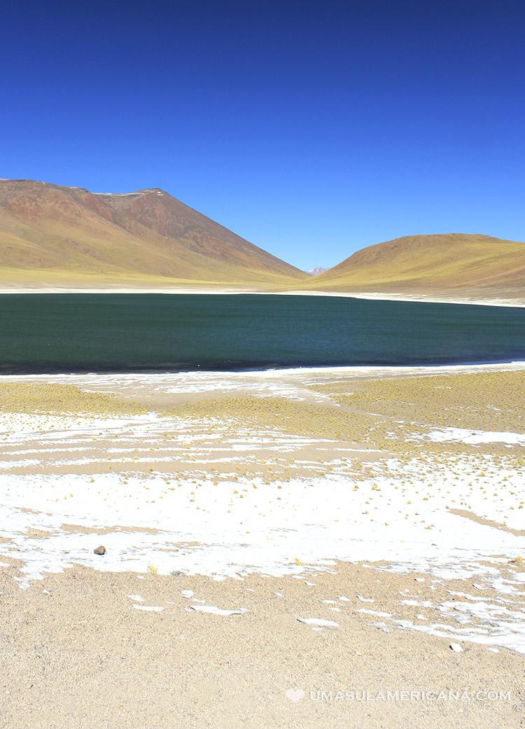 Laguna Miscanti, Lagunas Altiplânicas no Deserto do Atacama