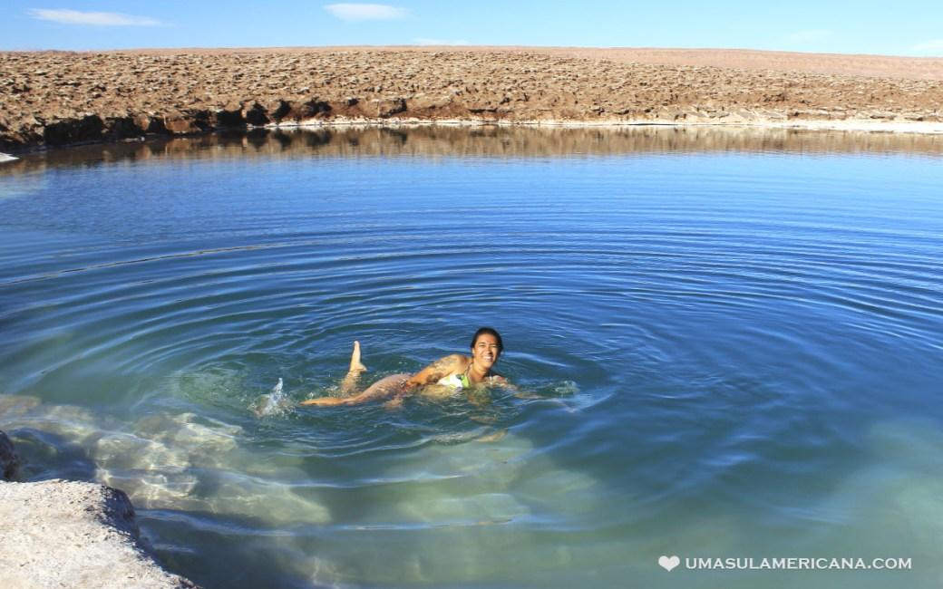 Lagunas Escondidas de Baltinache, passeio no Atacama imperdível