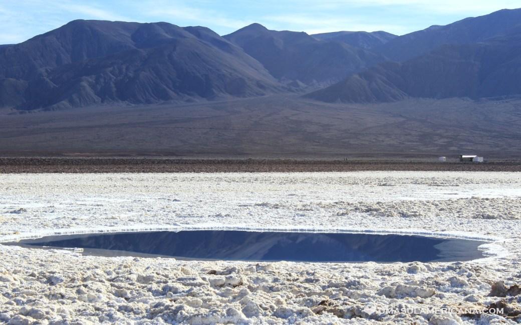 Passeio pelas lagunas do Chile