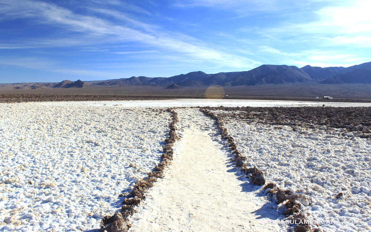 Tours Atacama - Passeio Lagunas Escondidas de Baltinache