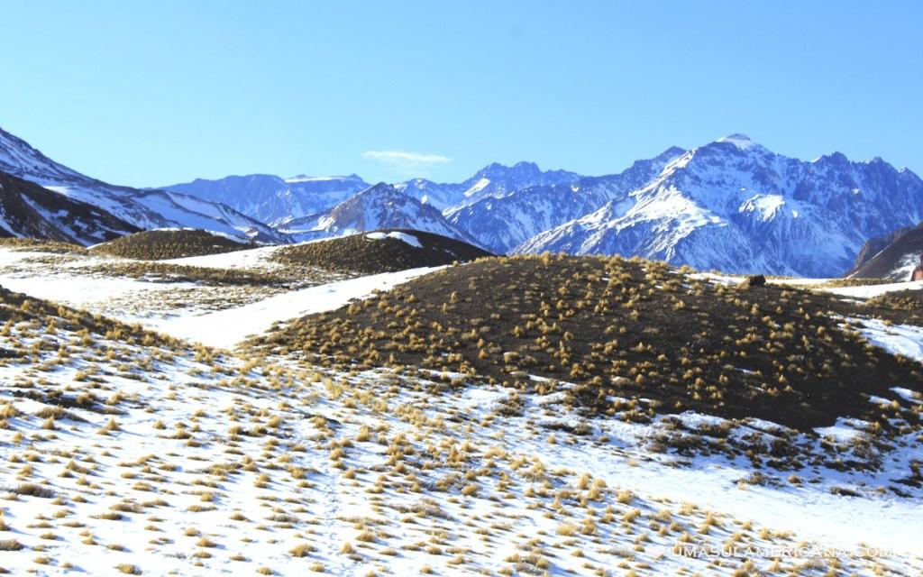 Trilha no Parque Aconcágua, Mendoza