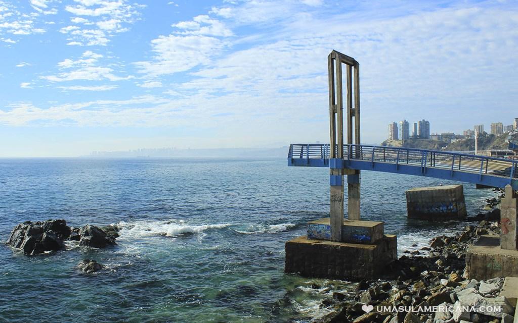 Valparaiso - Argentina e Chile na mesma viagem