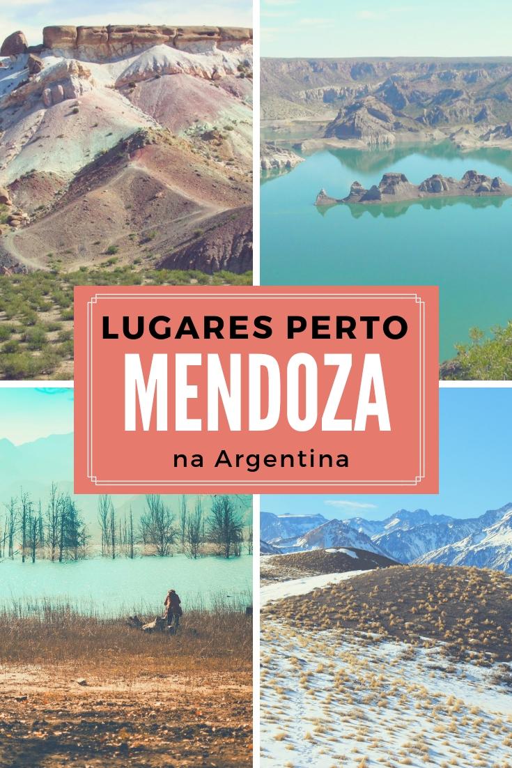 Lista com lugares perto de Mendoza pra você conhecer.