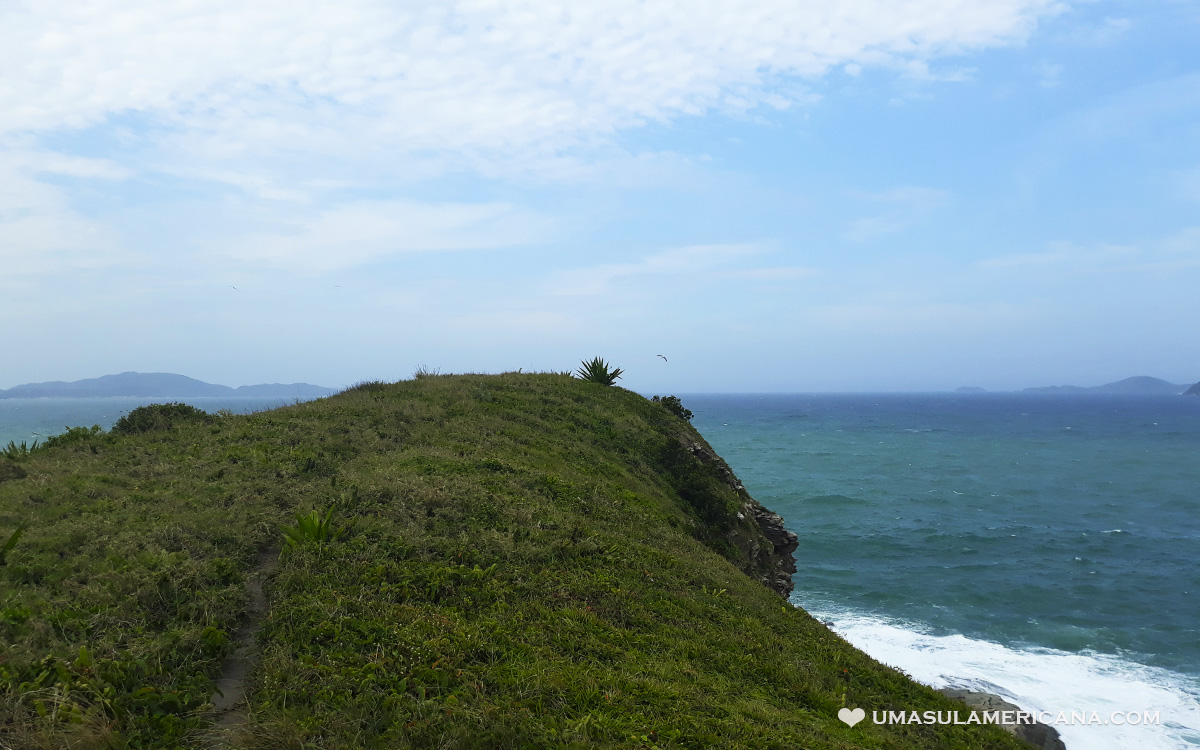 Mirantes em Cabo Frio - Morro do Vigia