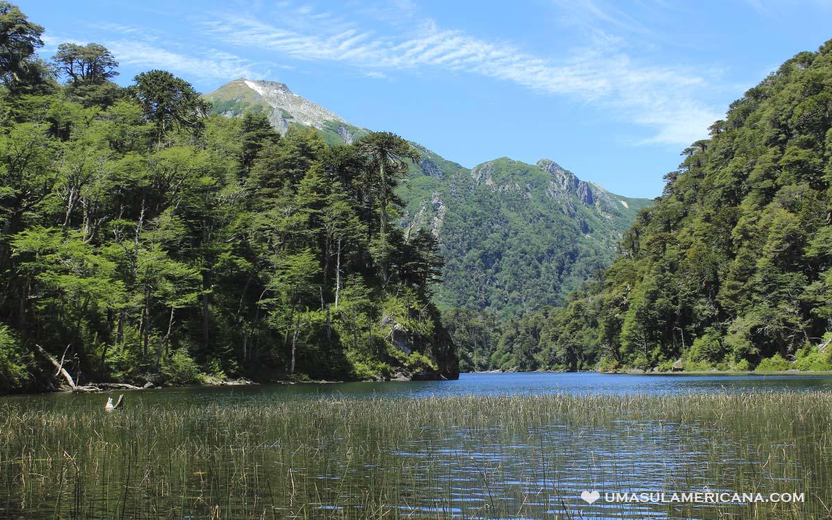 Parque Nacional Huerquehue, Pucón Sul do Chile