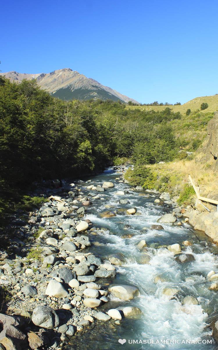 Cerro Castillo, parque nacional comparado a Torres del Paine
