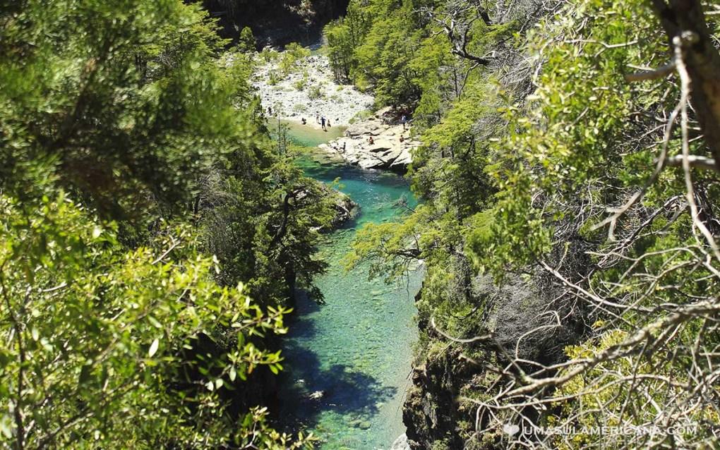Sul da Argentina - El Bolsón e o Cajón del Azul