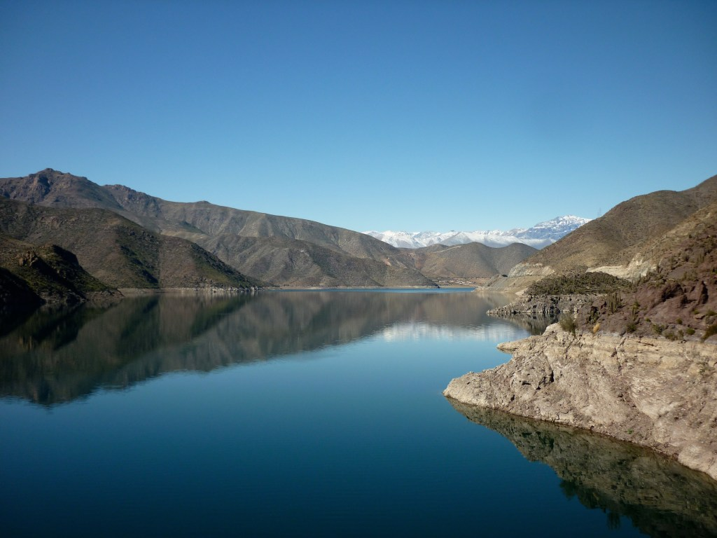 Valle del Elqui - Lugares no Chile