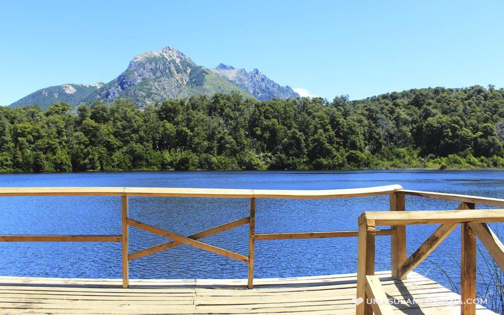 Parque de Bariloche, Llao Llao - Lago Escondido