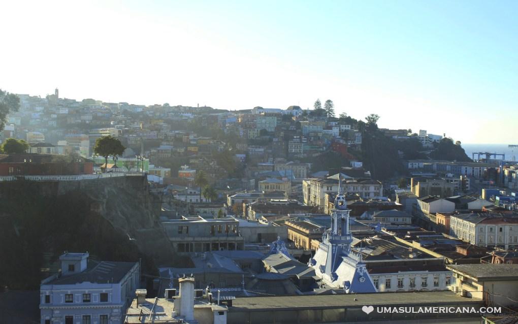 Paseo Yogoslavo em Valparaíso