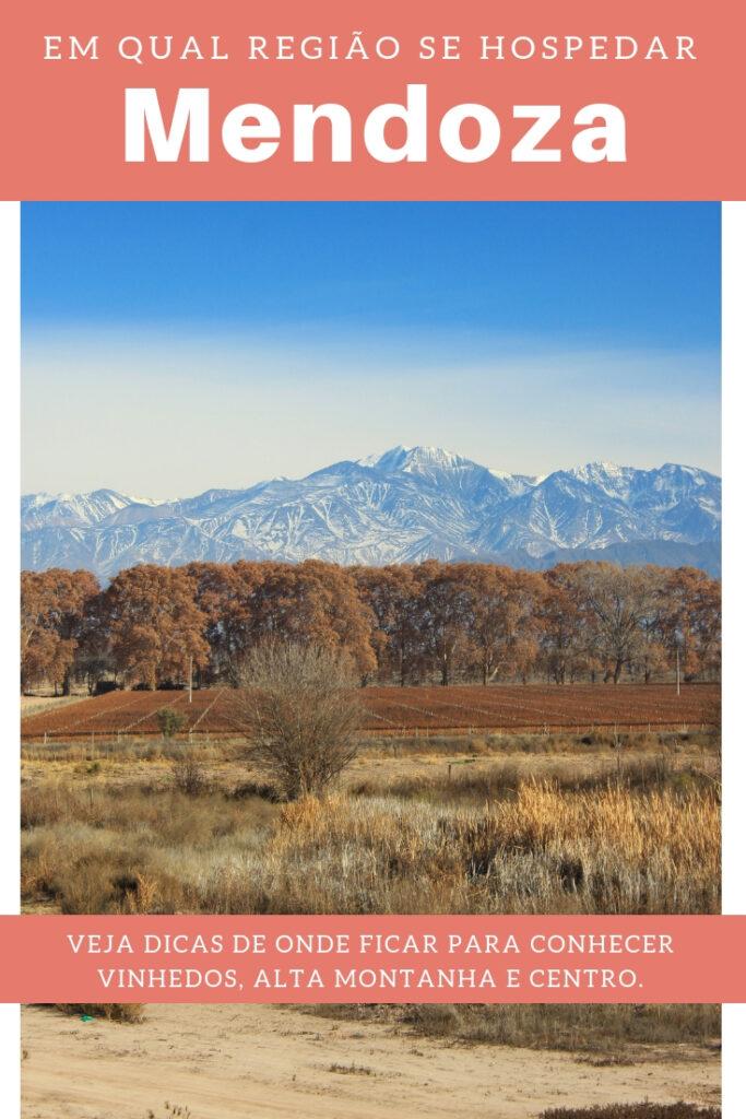 Onde ficar em Mendoza - Guia de região e dicas de hostels e hotéis