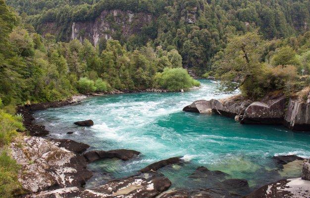 Patagônia - Reserva Nacional Futaleufú