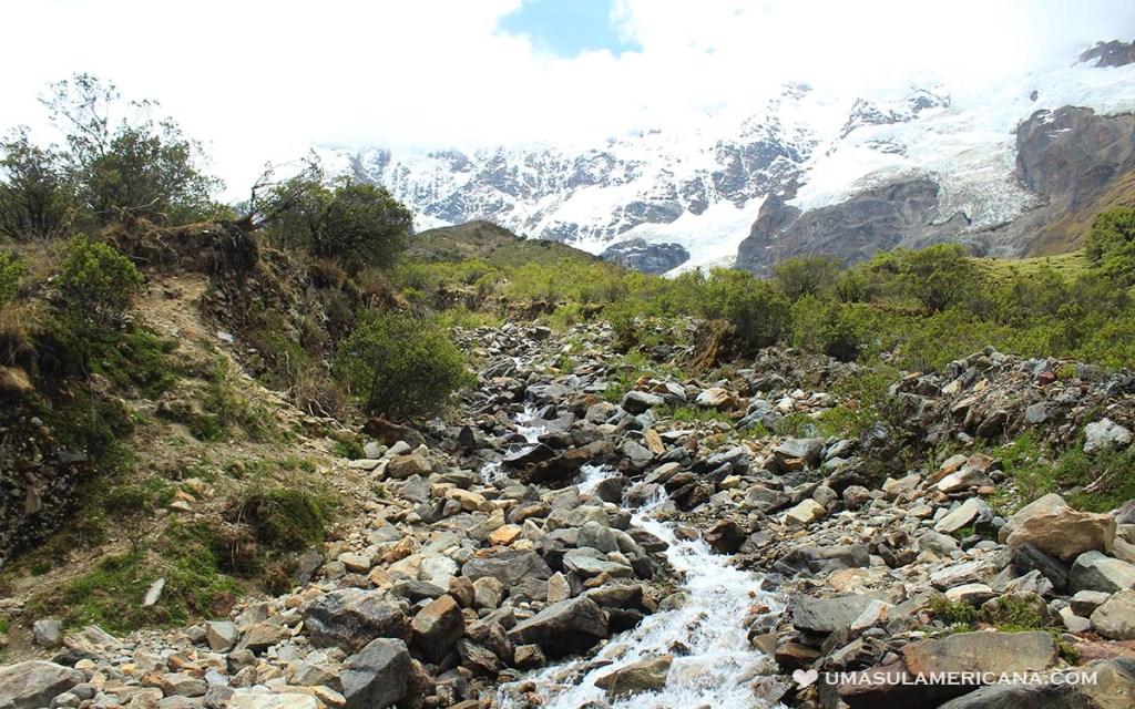 Trilha Cusco Peru - Humantay