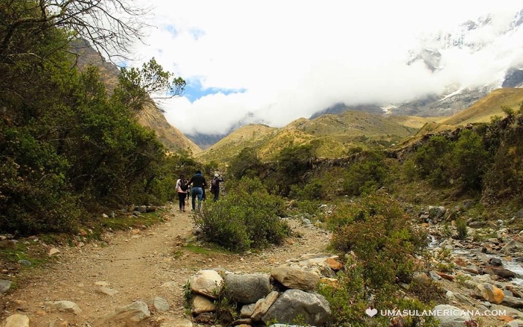 Trilha Laguna Humantay em Cusco