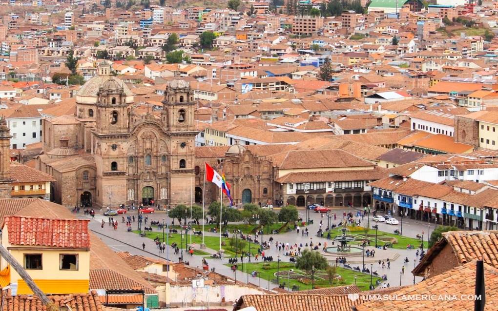 Mirantes de Cusco
