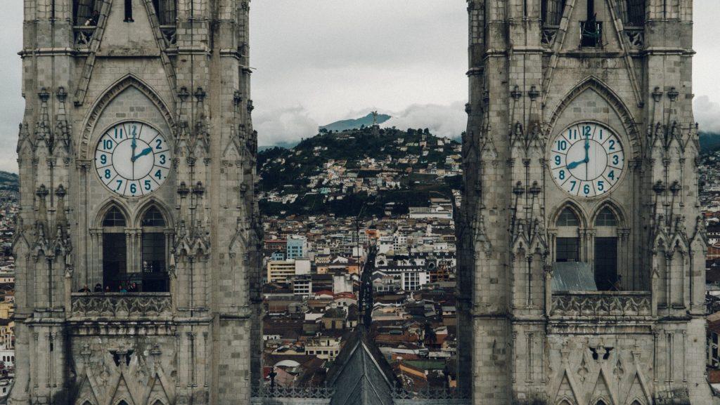 Qual melhor bairro pra se hopsedar em Quito, no Equador