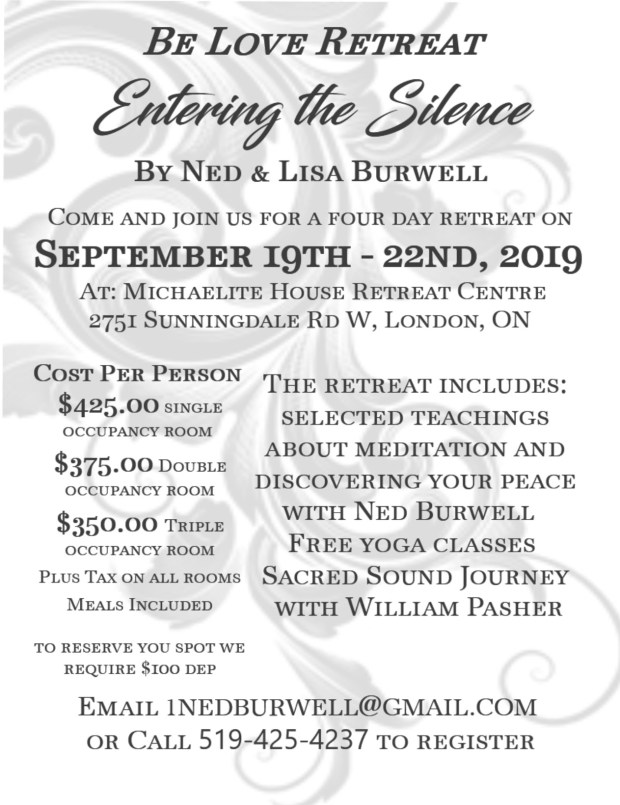 be love retreat flyer done
