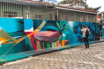 Beco do Batman em São Paulo - grafite e arte de rua8