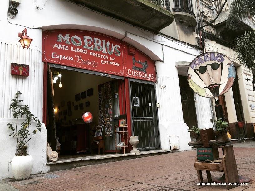 livrarias em Montevidéu