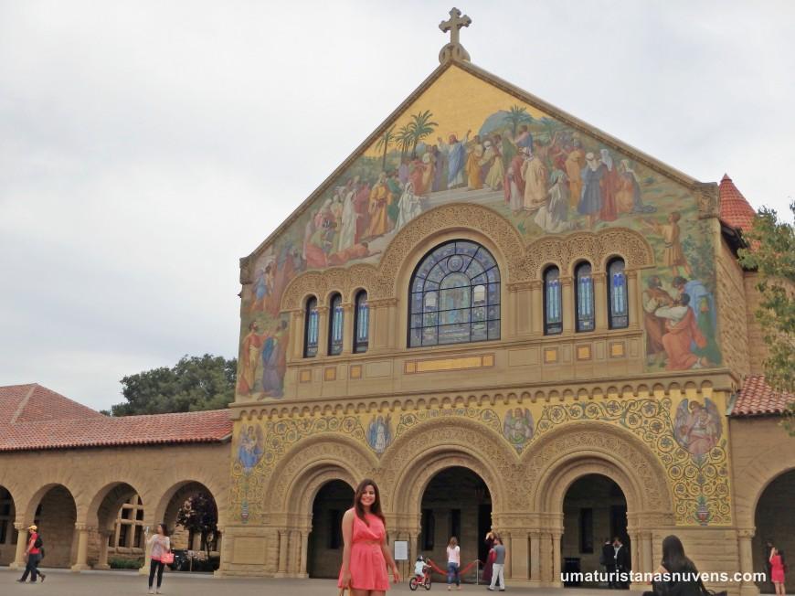 Universidade de Stanford na California