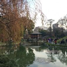 Parques de Palermo em Buenos Aires