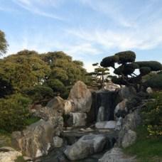 Parques de Palermo em Buenos Aires- Jardim Japonês