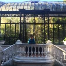 Parques de Palermo em Buenos Aires - Jardim Botânico