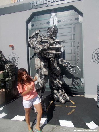 Universal Studios em Los Angeles