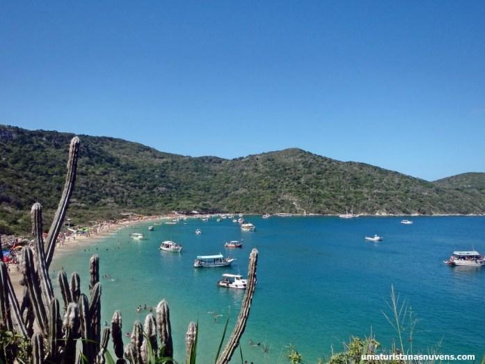 Praia do Forno em Arraial do Cabo -Rio de Janiero