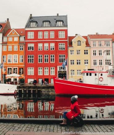 O que fazer em Copenhague - Dinamarca - Nyhavn_