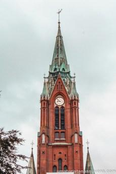 O que fazer em Bergen - Igreja de São João - Noruega-3