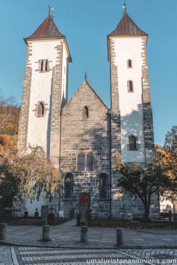 O que fazer em Bergen - Igreja de Santa Maria - Noruega