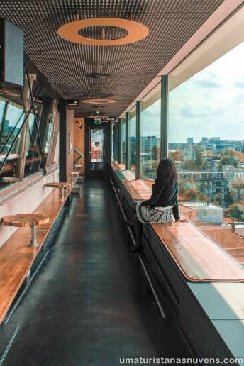 Lugares para ver Amsterdam do alto - Canvas2