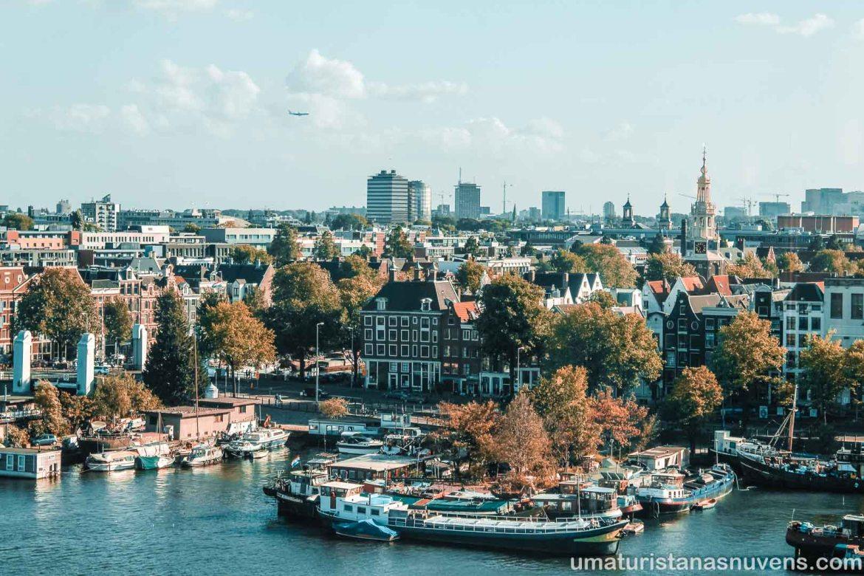 Passeios gratuitos em Amsterdam - oba