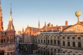 Lugares para ver Amsterdam do alto - W Lounge3-2