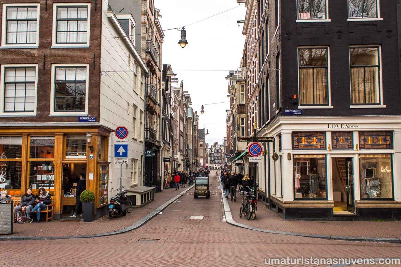 9 Straatjes - as nove ruazinhas mais charmosas de Amsterdam