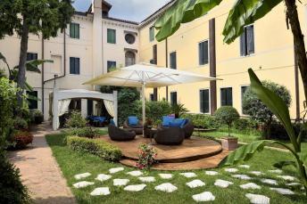 Onde ficar em Veneza - Hotel Abbazia