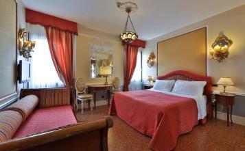 Onde ficar em Veneza - Hotel Arlecchino - quarto