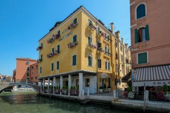 Onde ficar em Veneza - Hotel Arlecchino