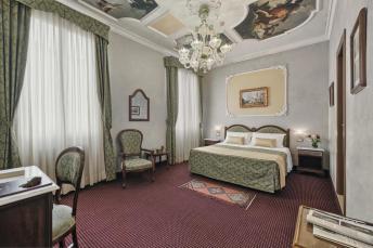 Onde ficar em Veneza - Hotel Pausania