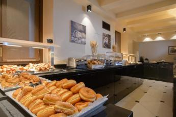Onde ficar em Veneza - Palazzo Veneziano - café da manhã